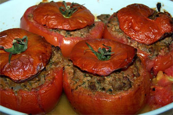 tomates farcies image red